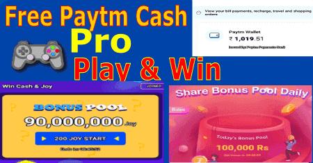 Minijoy Pro Apk Play games and win Free paytm cash » EARN PAYTM