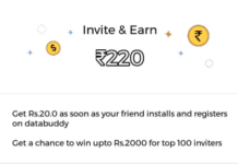 databuddy app refer earn