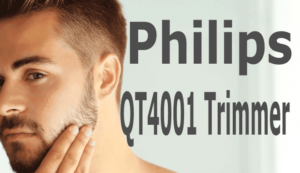 philips Trimmer QT4001
