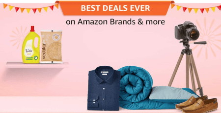 amazon great indian sale brand products