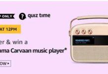 amazon today quiz answers 10 sept