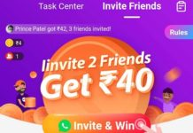 refer & earn videobuddy