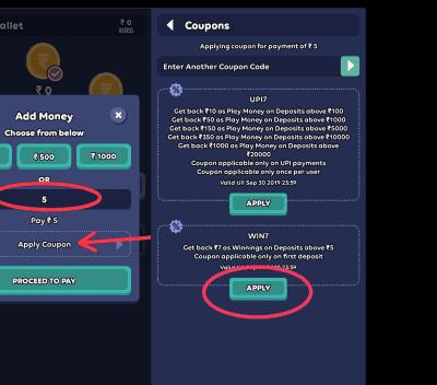 zupee app promo code