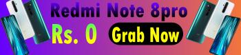 redmi note pro 8