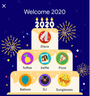 Google Pay 2020 Offer Collect all Stamp