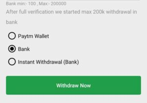 instant withdrawal fantasy apps list